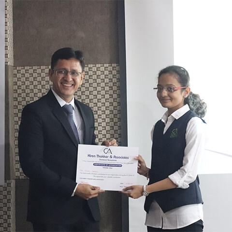 Awards & Meeting